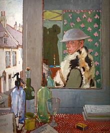 William Orpens self portrait
